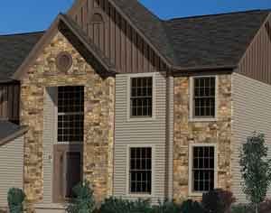 Crane American Dream Exterior Siding