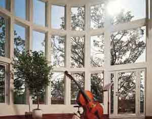 Quaker Double Hung Windows